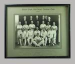 Photograph, Albert Park Old Boys' Cricket Club - undated