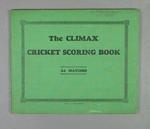 Score book, Albert Park Old Boys Cricket Club - season 1940-41