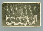Photograph of England XI, 1921