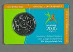 Commemorative 50 cent coin, 2006 Commonwealth Games