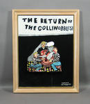 """Painting, """"Return of the Colliwobbles!"""" by Timothy James Webb"""