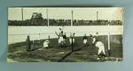 Photograph of North Melbourne FC v Port Melbourne FC football match, c1930s