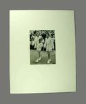 Photograph - Jack Bromwich and Adrian Quist, Davis Cup 27/12/46 - The Argus