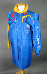Rain jacket worn by official volunteers during the 2000 Olympic Games