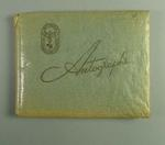 Autograph book related to 1956 Olympic Games