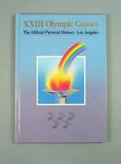Book - 'XXIII Olympic Games: The Official Pictorial History-Los Angeles'