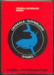 1989 Stimorol Rugby League Cronulla-Sutherland Sharks trade card