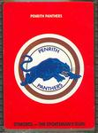 1989 Stimorol Rugby League Penrith Panthers trade card