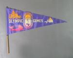 Pennant - 1956 Melbourne Olympic Games souvenir