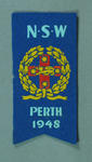 Cloth badge, NSW Perth 1948
