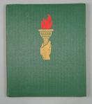 """Book, """"The Olympic Games Melbourne 1956"""""""