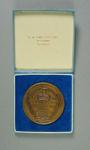 Medal - 1962 VII British Empire & Commonwealth Games, Perth with case