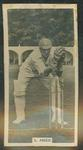 Trade card featuring Leslie Ames c1930s