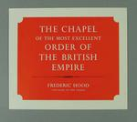 Brochure - The Chapel of the most excellent Order of the British Empire