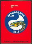 1989 Stimorol Rugby League Parramatta Eels trade card