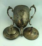 Trophy - Hawthorn College - J. Brake 1903 Champion of College