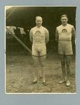 Photograph of athletes at Inter-allied Games, Paris 1919
