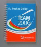 Guide book - 'My Pocket Guide Team 2006' - Commonwealth Games Volunteers booklet