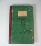 Federal Football League Game Register, 1950-1953