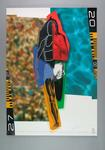 Sydney 2000 Olympic Games poster, designed by Lynda Warner