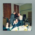 Photograph of Percy Pavey induction into Sport Australia Hall of Fame 10.12.85