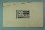 Turner's Baseball Scorebook, results of the 1959 Interstate Schoolboys'  Championships