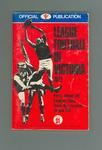 Booklet - 'League Football in Victoria 1972' -  published 1 March 1972