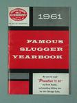 Booklet - 1961 Famous Slugger Yearbook