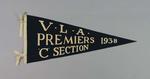 Pennant - Victorian Lacrosse Association Premiers 'C' Section 1938