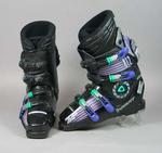 Pair of ski boots, undated