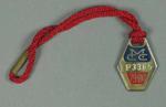 Full membership medallion issued by the MCC for season 1979/80