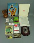 Items relating to Bill Collins media career - 1976 & 1980 Olympics; Football, Greyhound and Harness Racing.