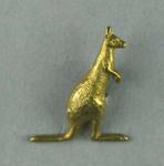 Lapel pin worn by Australian Official George Moir, 1952 Helsinki Olympic Games