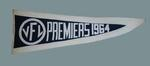 1964 VFL Premiership pennant, won by Melbourne FC