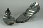 Football boots, worn by Justin Madden in last AFL game - 1996