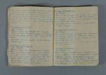 Training journal, used by Marjorie Jackson c1953