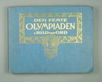 Report of the Organising Committee for the 1912 Olympic Games