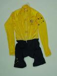 Unisex cycling bodysuit, 2000 Australian Olympic Games team uniform