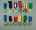 Twelve medals, Olympic Dream Runs 1990-2000