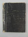Scrap book assembled by Phyllis Cantwell, c1932-34