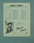 "Magazine, ""World Sports"" vol 14 no 8 August 1948"
