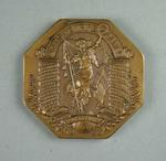 Commemorative medal, British Empire Games 1938