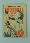 "Book, ""The Sporting Globe Football Book 1948"""