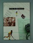 Four education kits, Vic Health Olympic Schools Project c1990