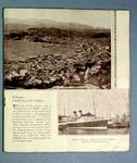 Souvenir magazine, depicting New Zealand, and connected with Eric Gibaud