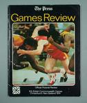 Magazine, 1974 Christchurch Commonwealth Games review