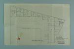 Architect's drawing of proposed Melbourne Glaciarium, c1955