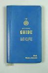 Official guide, 1962 British Empire and Commonwealth Games
