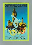 Poster, 1948 London Olympic Games