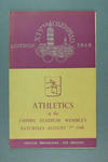 Programme for 1948 London Olympic Games athletics events, 7 August
